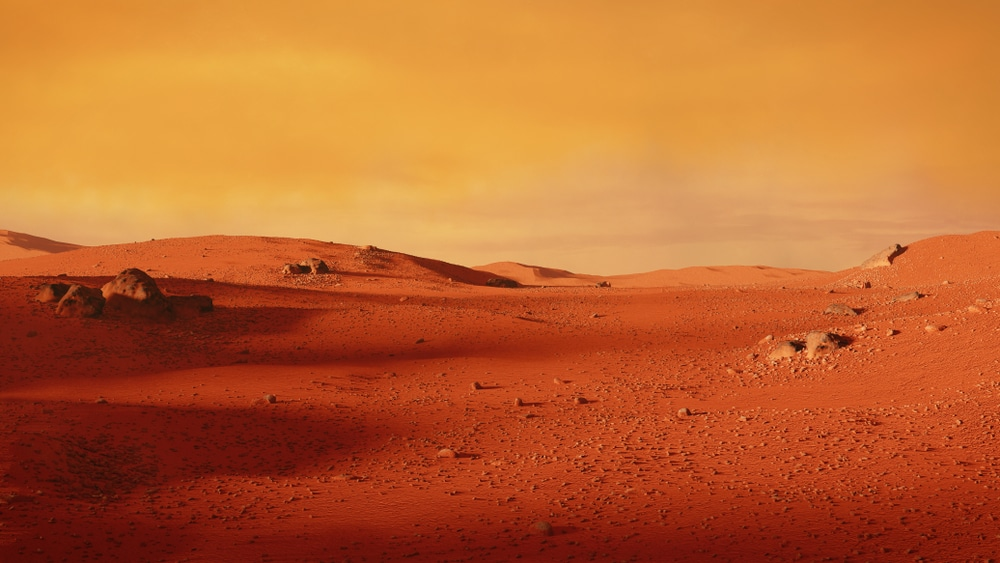 Scientists claim aliens likely lurking under surface of Mars