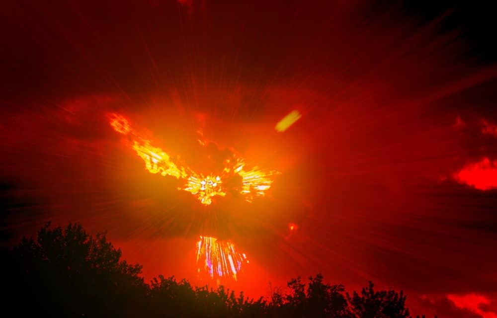 Will outbreak of WW3 unleash arrival of 'Red Rider' of Revelation?