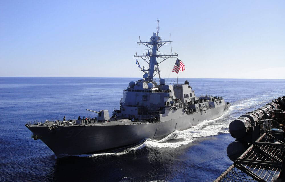 U.S. halts plans of sending destroyers into the Black Sea after threats from Russia