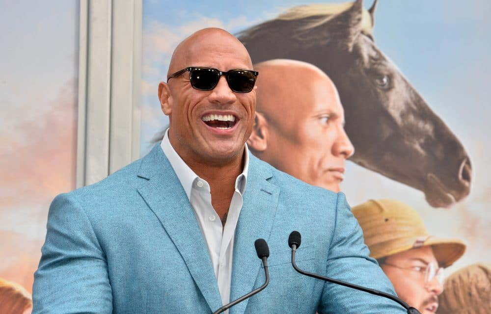 Dwayne Johnson Says He'll Run for President If It's 'What the People Want'