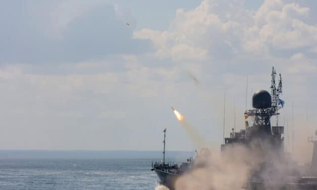Russia holds live-fire drills in Black Sea ahead of US warship arrival and being warned to stay away