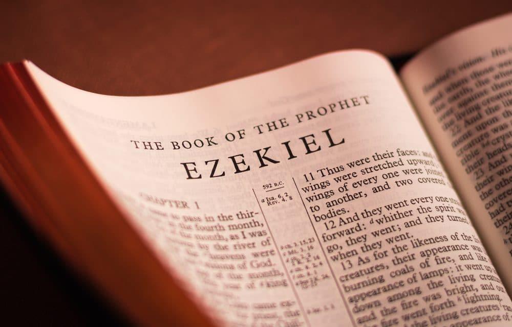 New Lawmaker in Israel challenges Netanyahu to fulfill Prophecy of Ezekiel