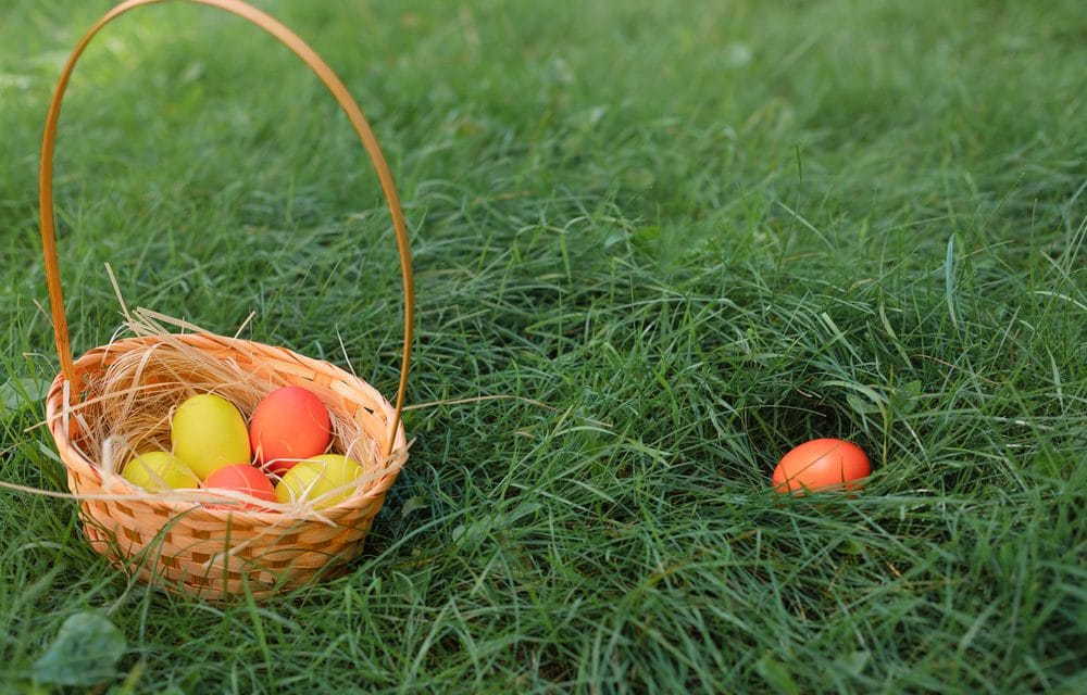 Students blasted for hosting Bible verse Easter egg hunt on Texas campus