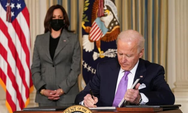 "Biden unleashes sanctions against Russia and expels diplomats from the US for ""election interference"""