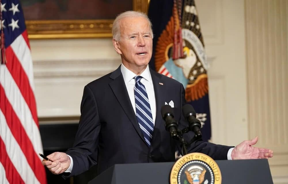 Biden says white supremacists are now the 'Most lethal terrorist threat' to U.S.