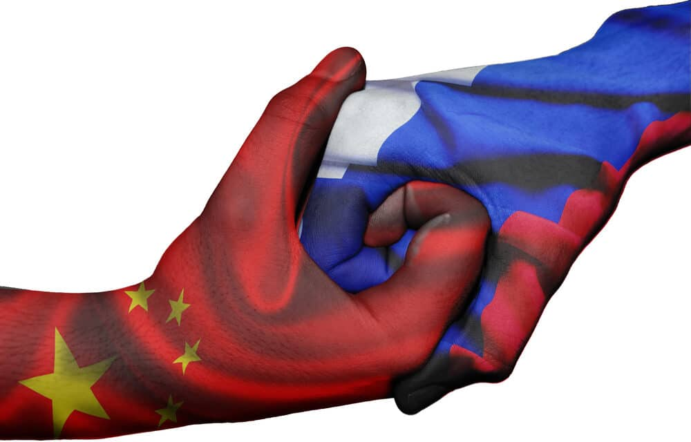 Russia & China Prepare To Challenge US Power Worldwide