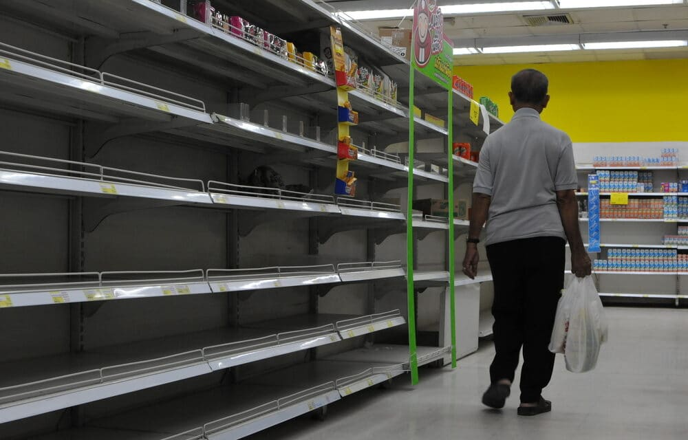 Soaring Food Prices Are Just Beginning & Could Lead To Social Unrest