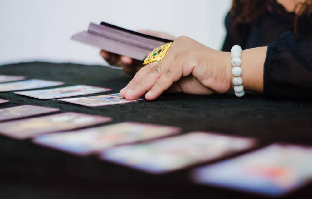 Growing number of Gen Z and Millennials are seeking spiritual guidance in tarot cards and the occult