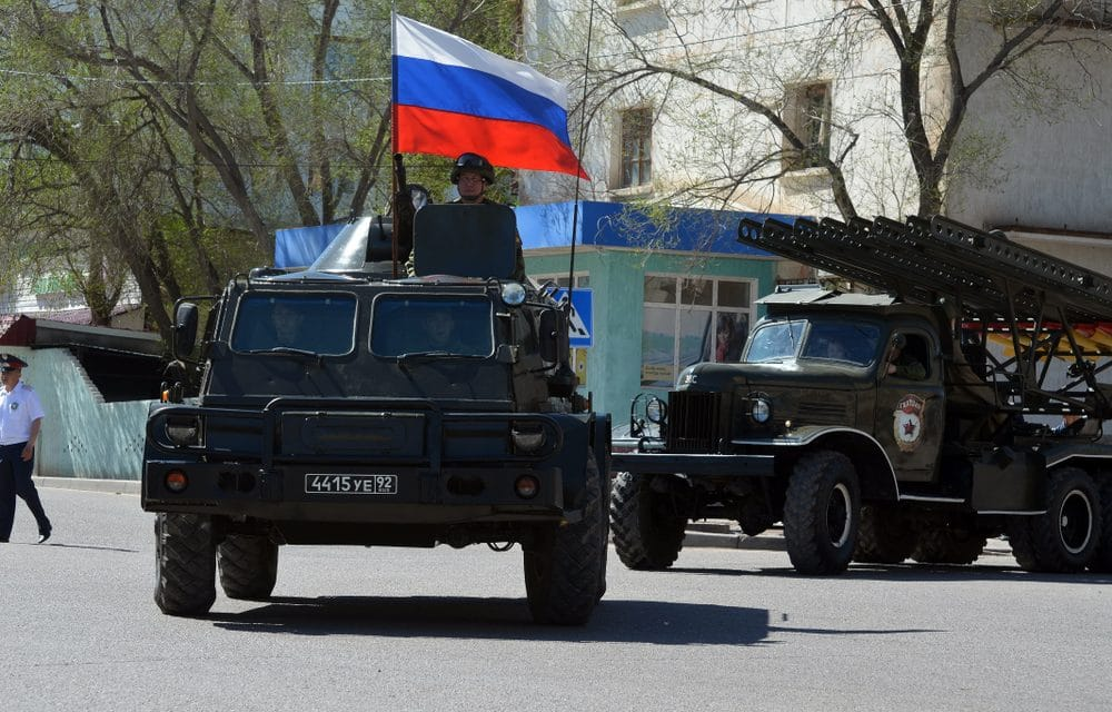 Russia and Ukraine could be days away from war as Putin deploys 100,000 troops on border, China makes new threats against Taiwan