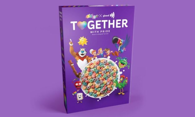 """Kellogg's launches new LGBTQ cereal for """"Pride Month"""""""