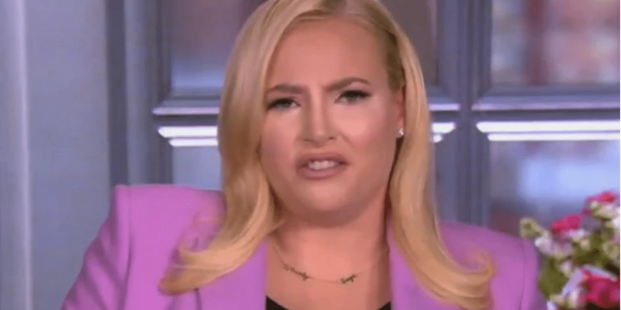 Meghan McCain goes on full rant on 'The View,' calling Trump 'Cheeto Jesus'