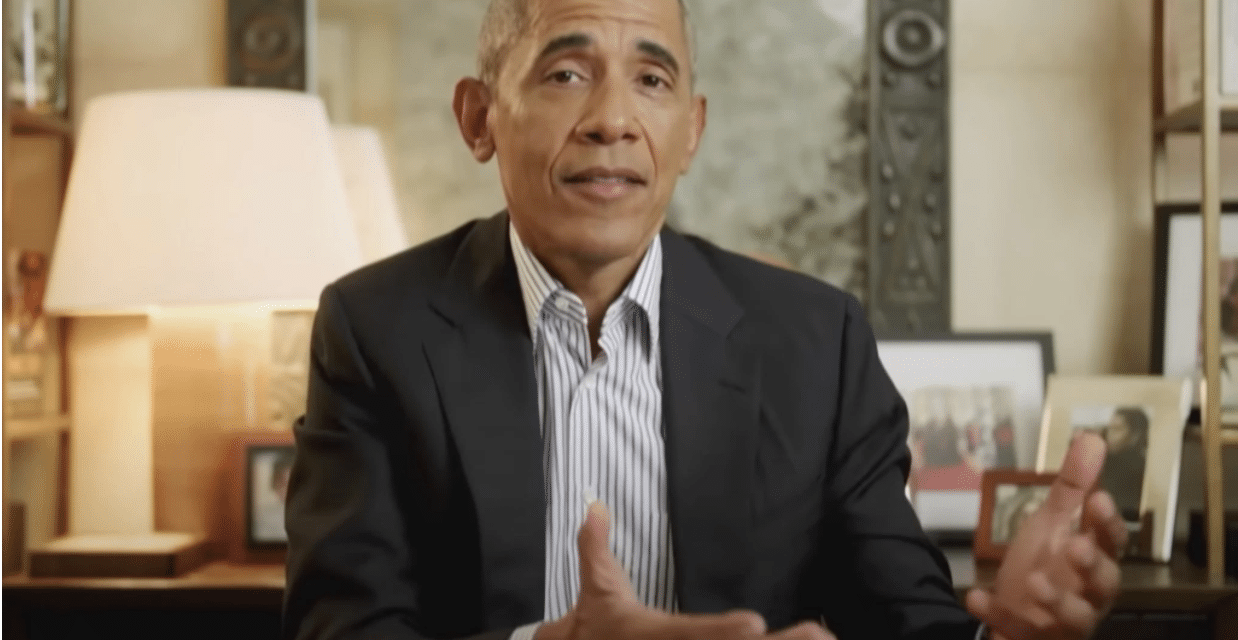 Former President Barack Obama says UFO sightings appear to be real