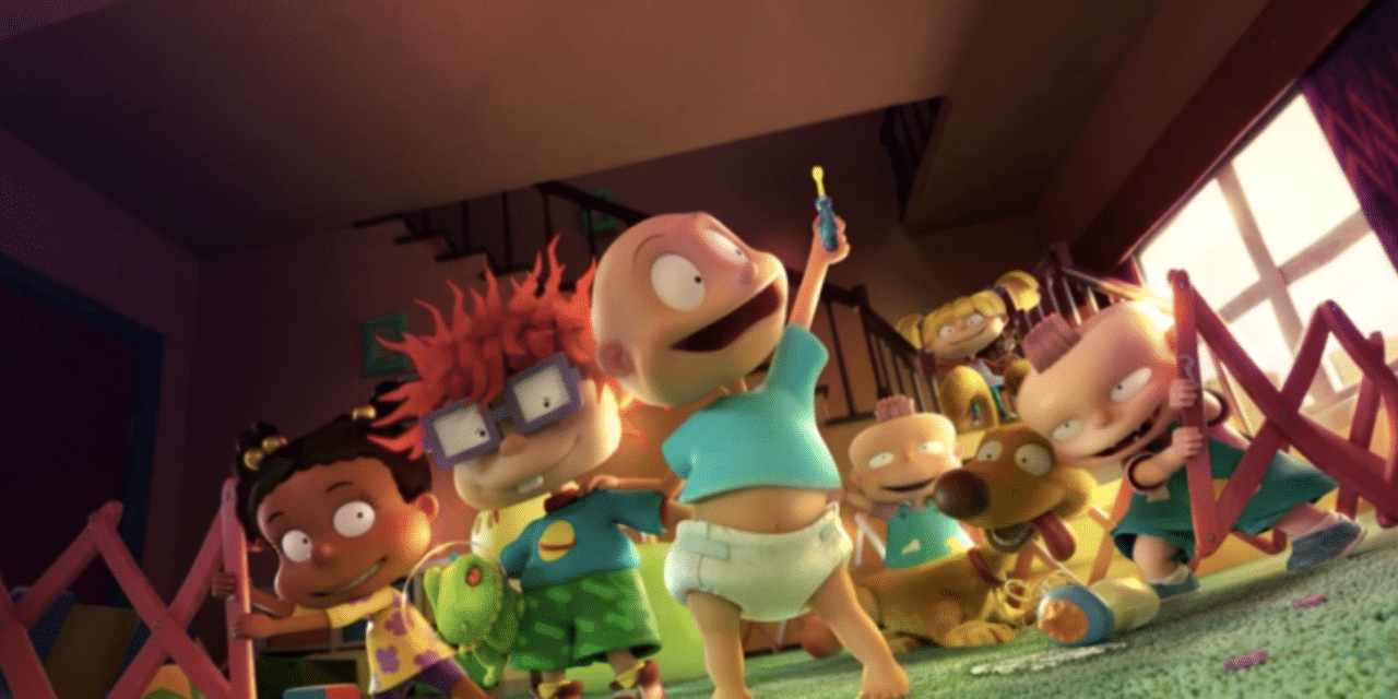 'Rugrats' reboot will feature Betty as lesbian single mother