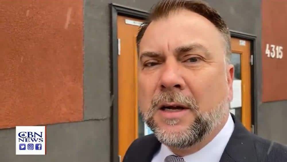 Jailed Alberta Pastor Warns Fellow Canadians: 'They Are Going to Come After You'