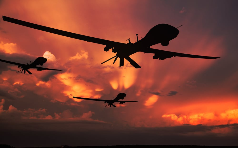 UN report reveals Killer AI drones hunted down humans without orders being given