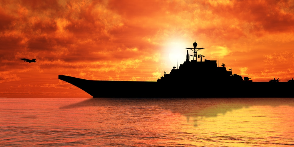 Pentagon monitoring Iranian warships that may be headed to Venezuela…
