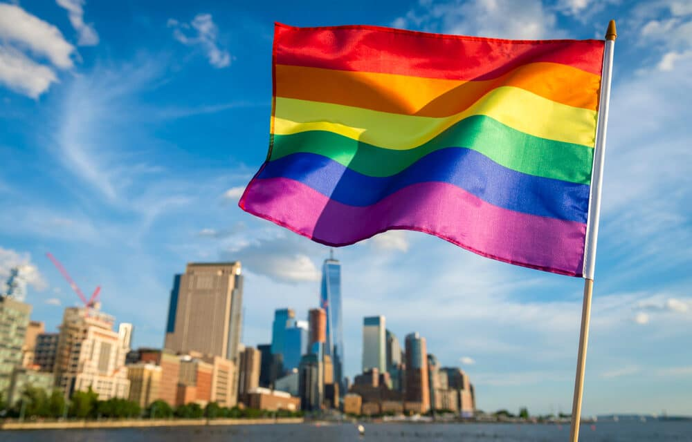 NYC Pride bans police from events through 2025
