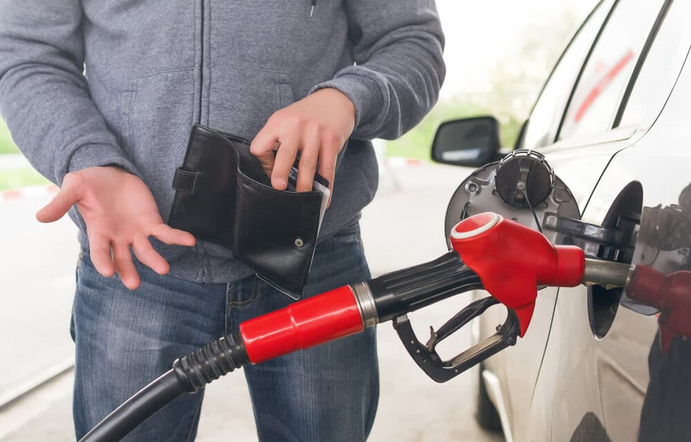 Fuel prices skyrocketing just like they told us they would, Buffet warns of substantial inflation