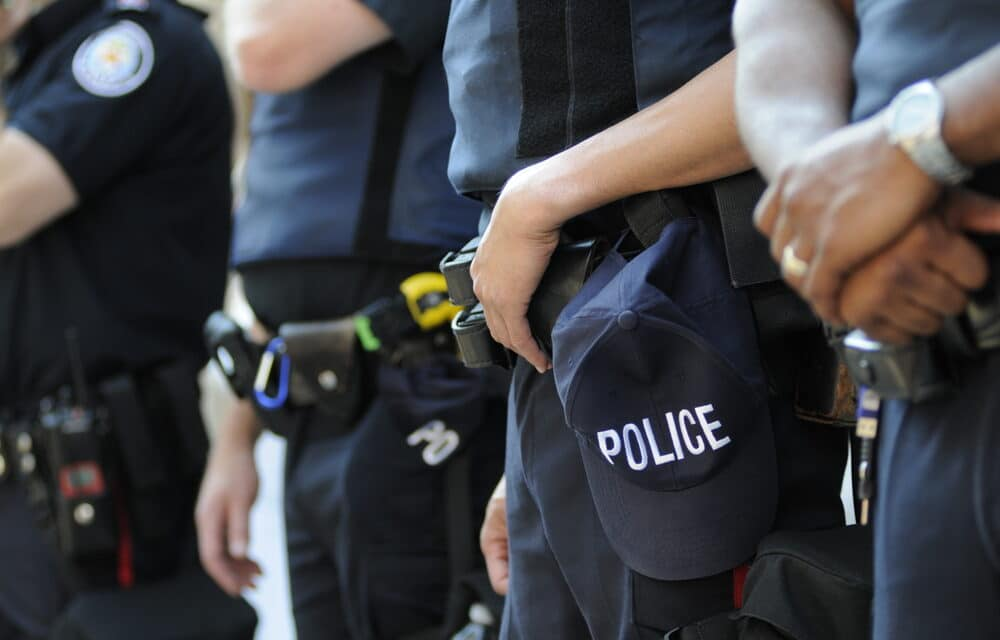 Police are quitting in droves in what is being called 'Catastrophic Situation' Saying 'It's Not Worth It'