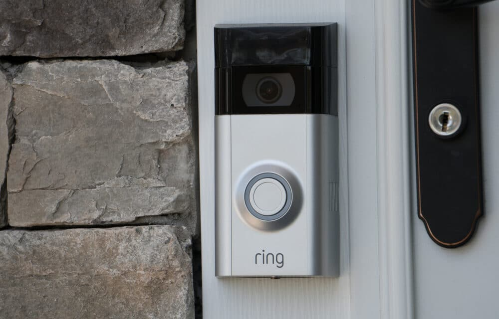 Amazon's Ring is now the largest civilian surveillance network the US has ever witnessed