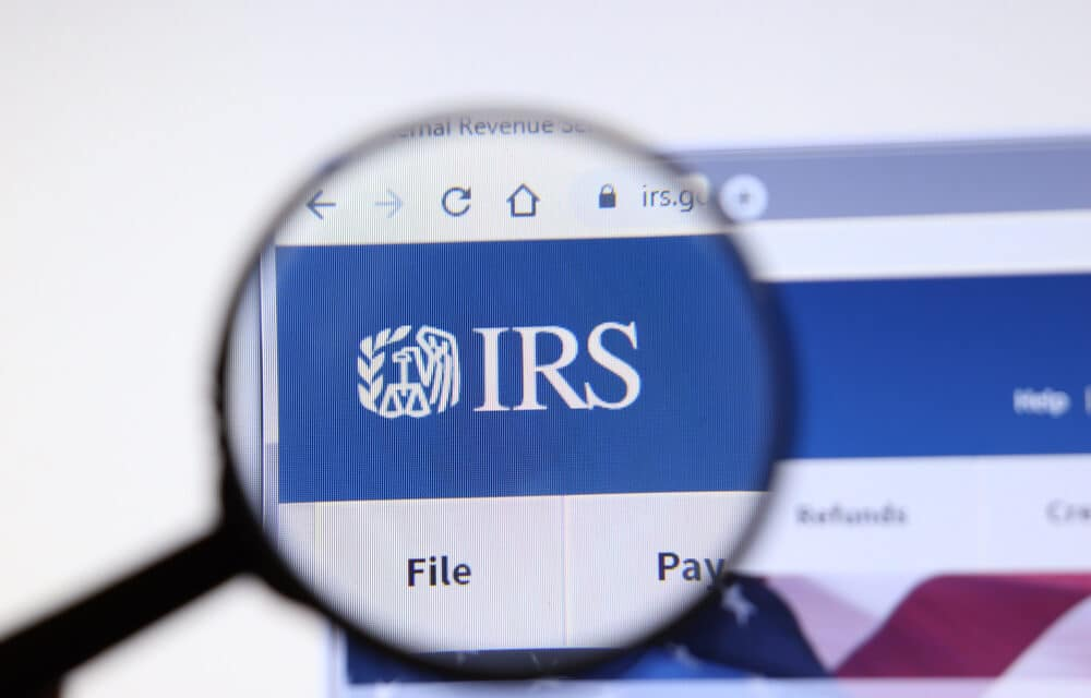 The IRS will know a lot more about your bank accounts under new Biden plan