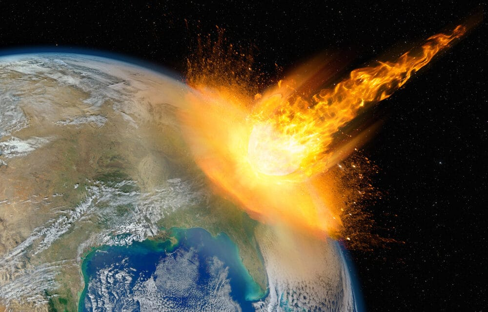 NASA asteroid simulation confirms what the Bible has already told us would happen in the future