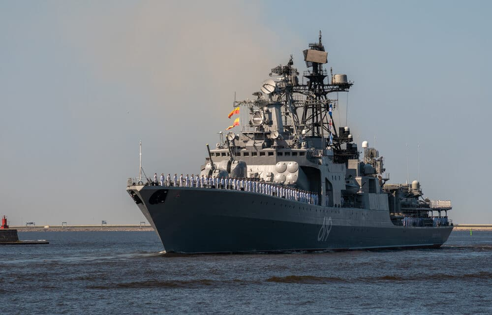 Russian spy ship has been operating secretly off shore of Hawaii