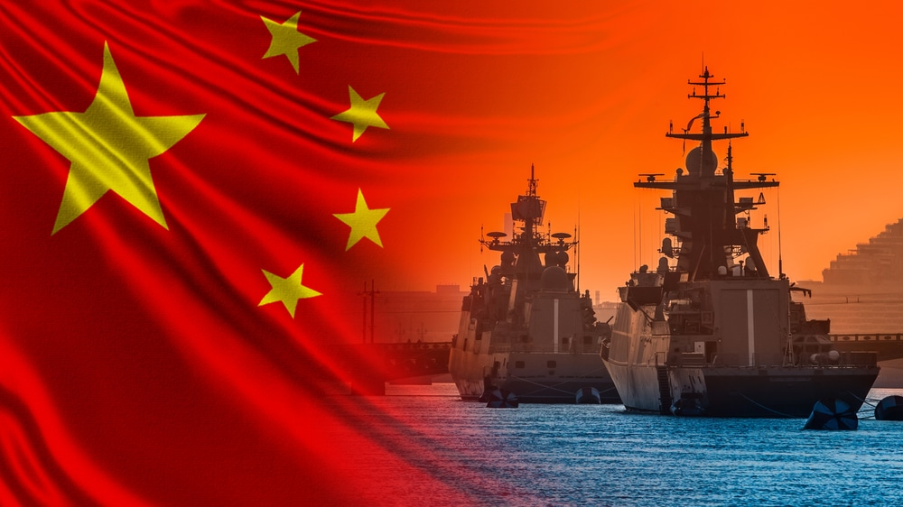 China accuses US of 'deliberately disrupting' peace after American warship sails through Taiwan Strait