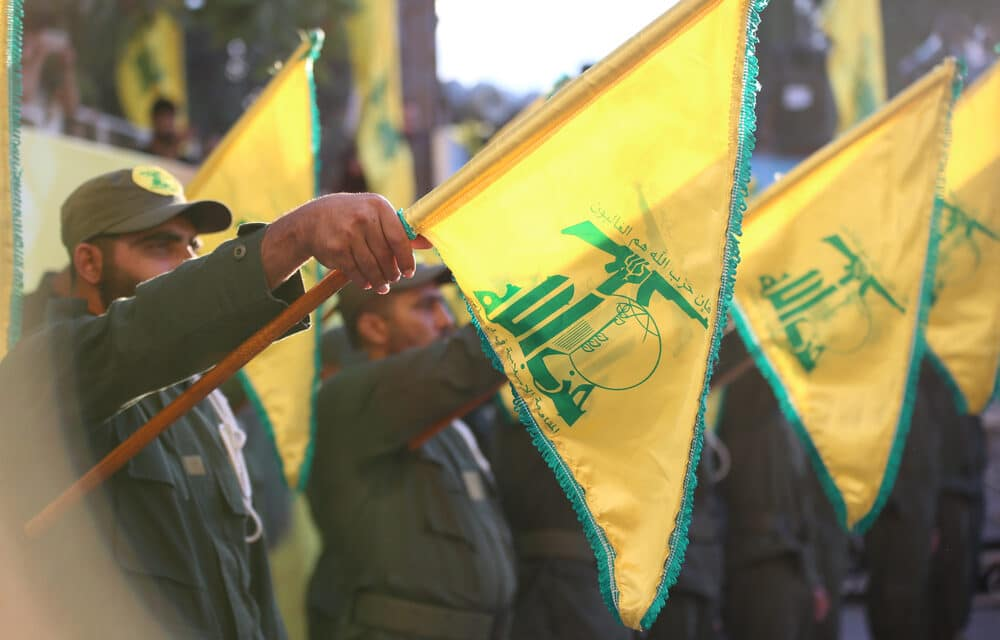 Hezbollah 10 Times the Threat that Hamas Has Been with up to 200,000 Missiles