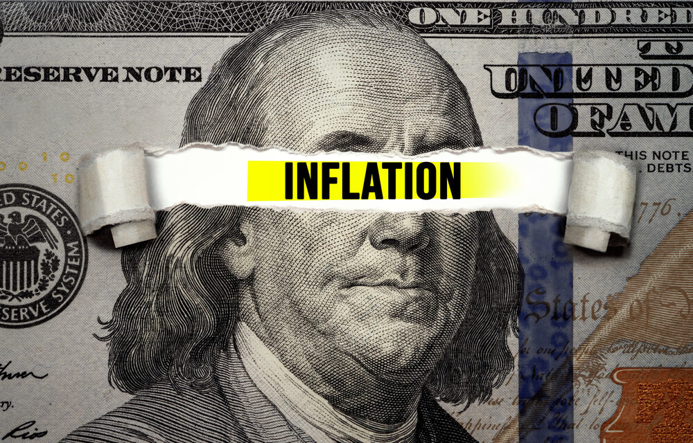 What Will You Do When Inflation Forces U.S. Households To Spend 40 Percent Of Their Incomes On Food?