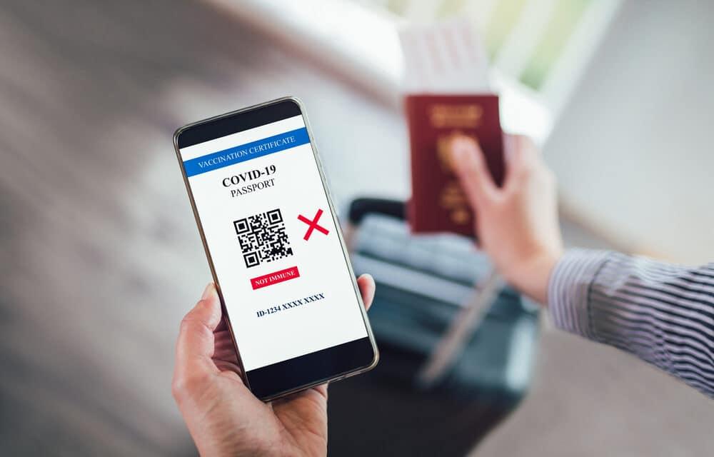 HERE WE GO: Digital COVID passport makes its debut in Copenhagen