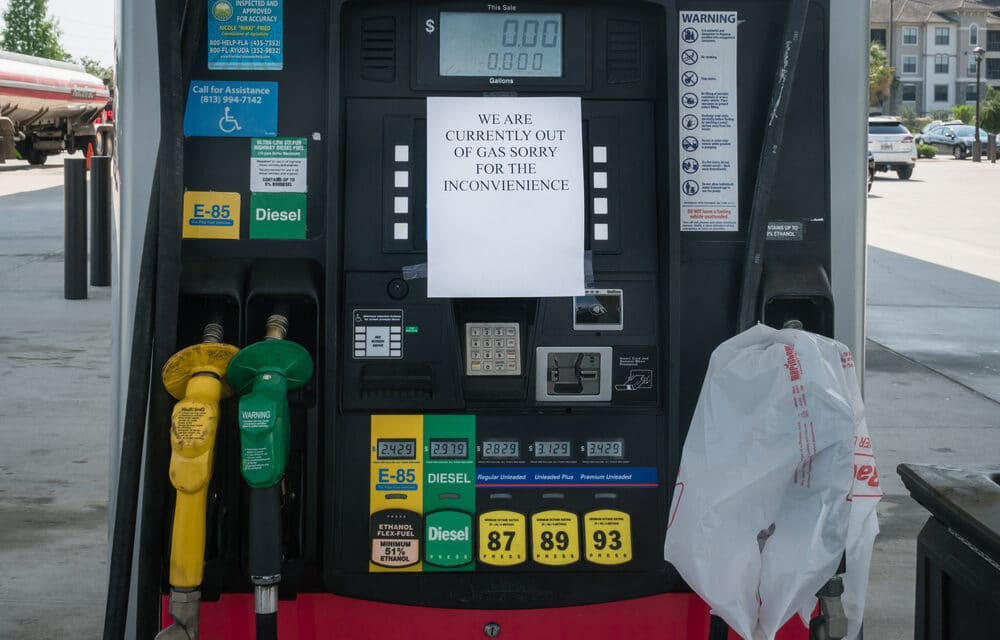 Pipeline opens up slowly, Gas reaches $7 a gallon in Virginia, US believes perpetrators live in Russia