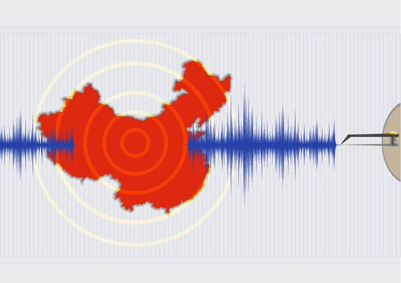 Huge magnitude 7.4 earthquake strikes China following magnitude 6.4 quake