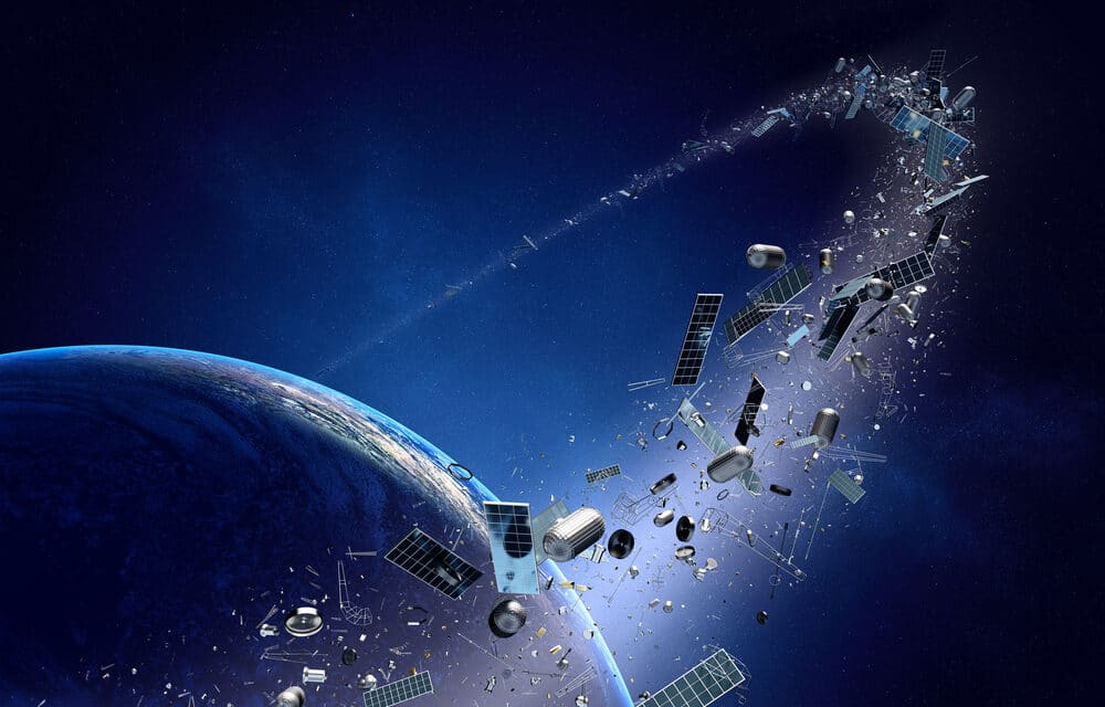 Part of International Space Station damaged after being struck by space junk