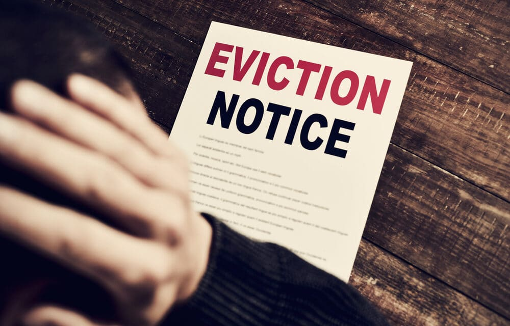 Millions of Americans face eviction as housing protection set to expire in June