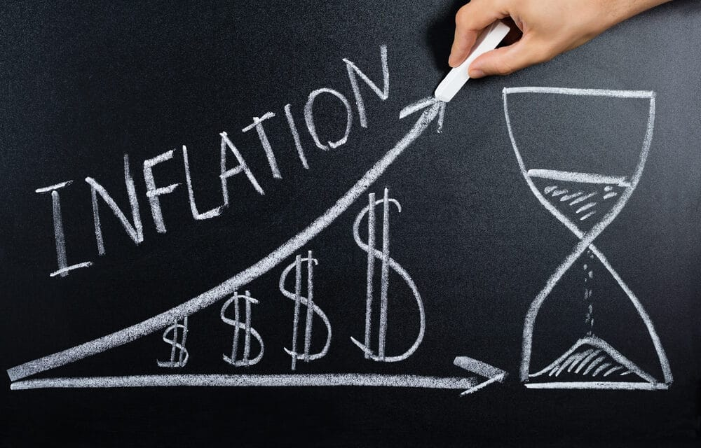 Inflation has arrived! Grocery prices soaring, Poultry shortage, supplies running low, Can't find anyone to work