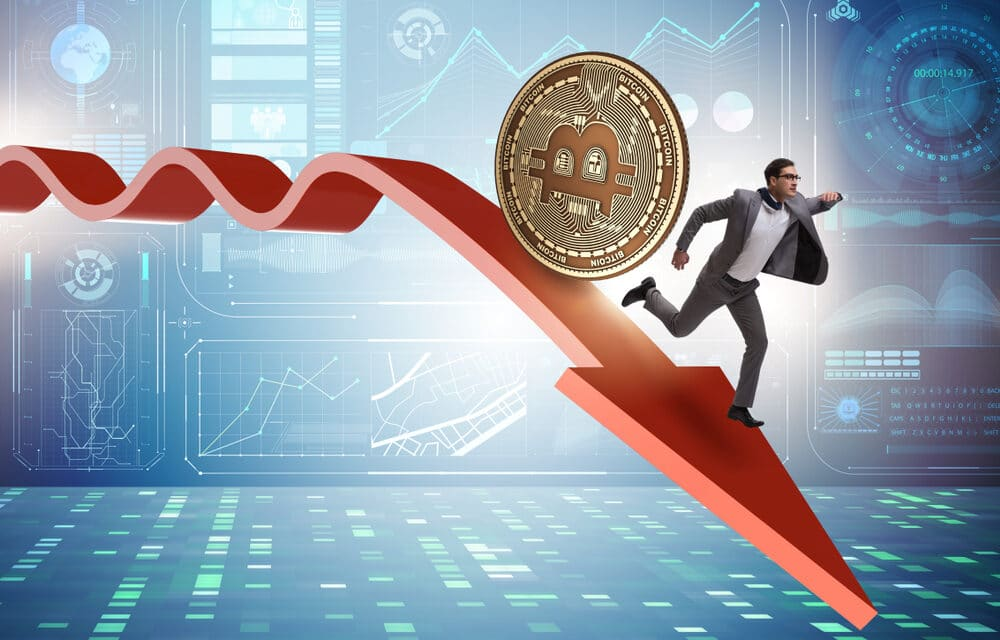Crypto crash wipes out billions!