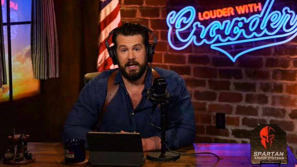 Steven Crowder Sues YouTube for Silencing Conservatives