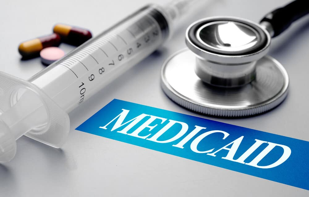 Medicaid enrollment swells to record 80 million people