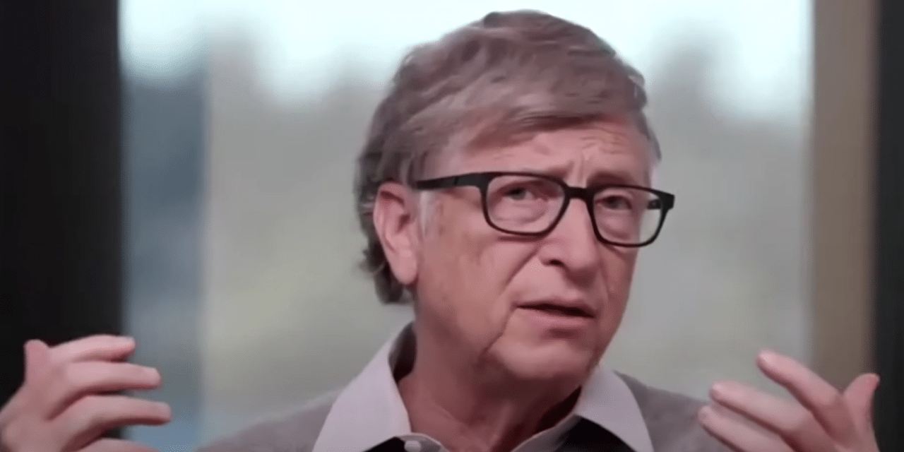 A lot of food that Americans are eating is coming from Bill Gates farmland