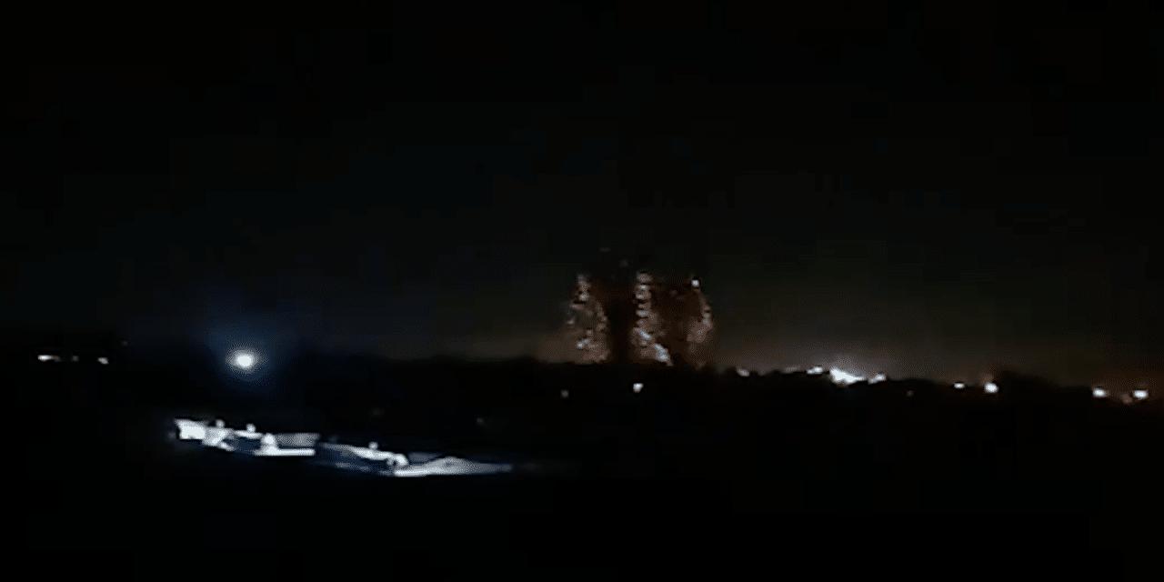 DEVELOPING: Israeli military has launched retaliatory airstrikes in Gaza