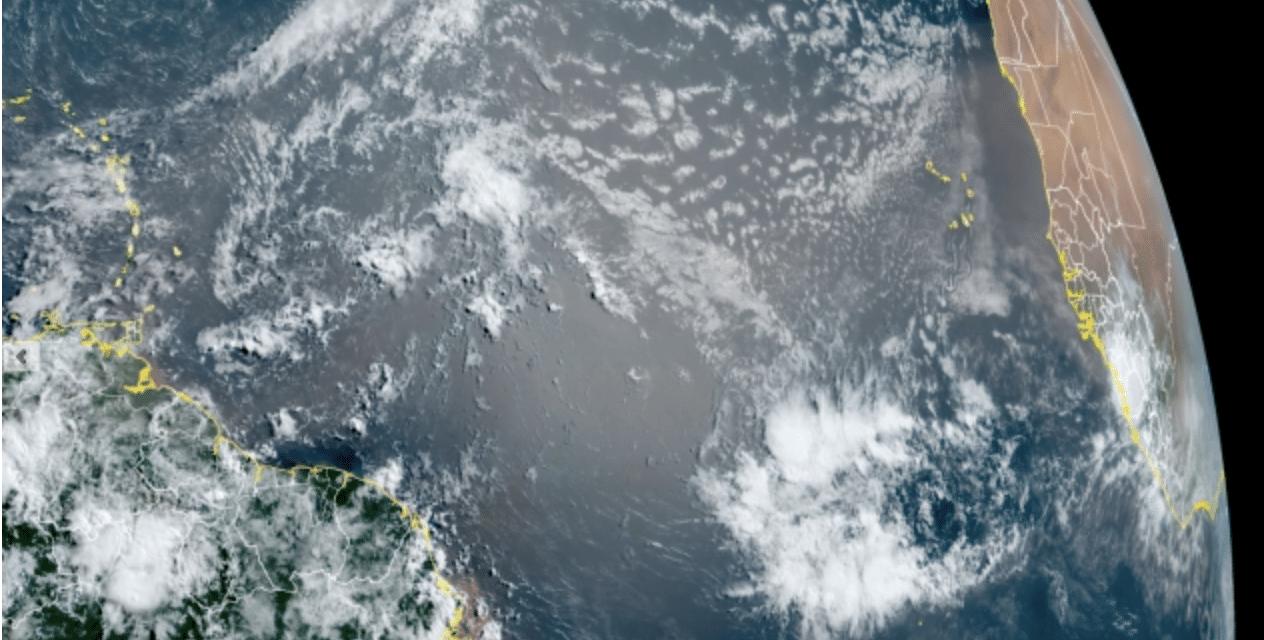 UPDATE: Massive dust cloud sweeping across Atlantic, heading toward Florida…