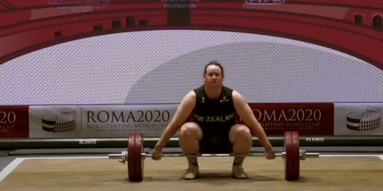 Laurel Hubbard to become first transgender athlete to compete at the Games