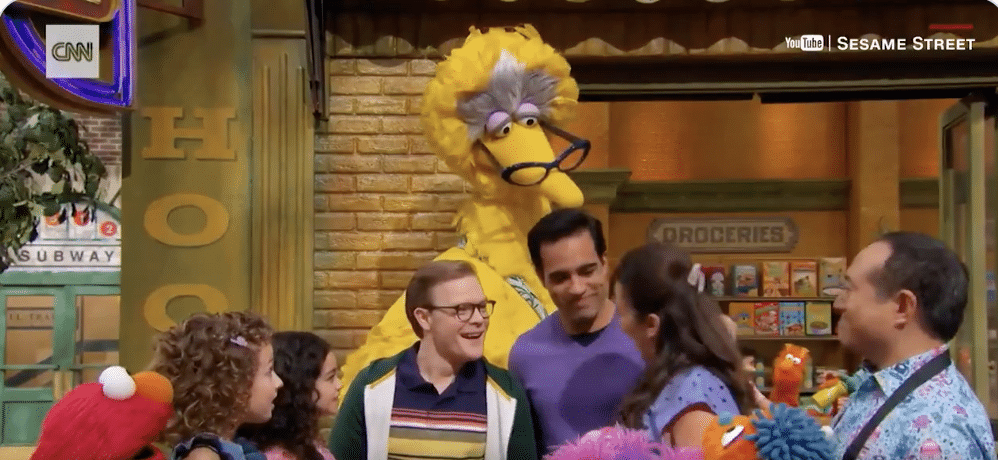 Sesame Street introduces family with two gay dads for the first time in 51-year-history