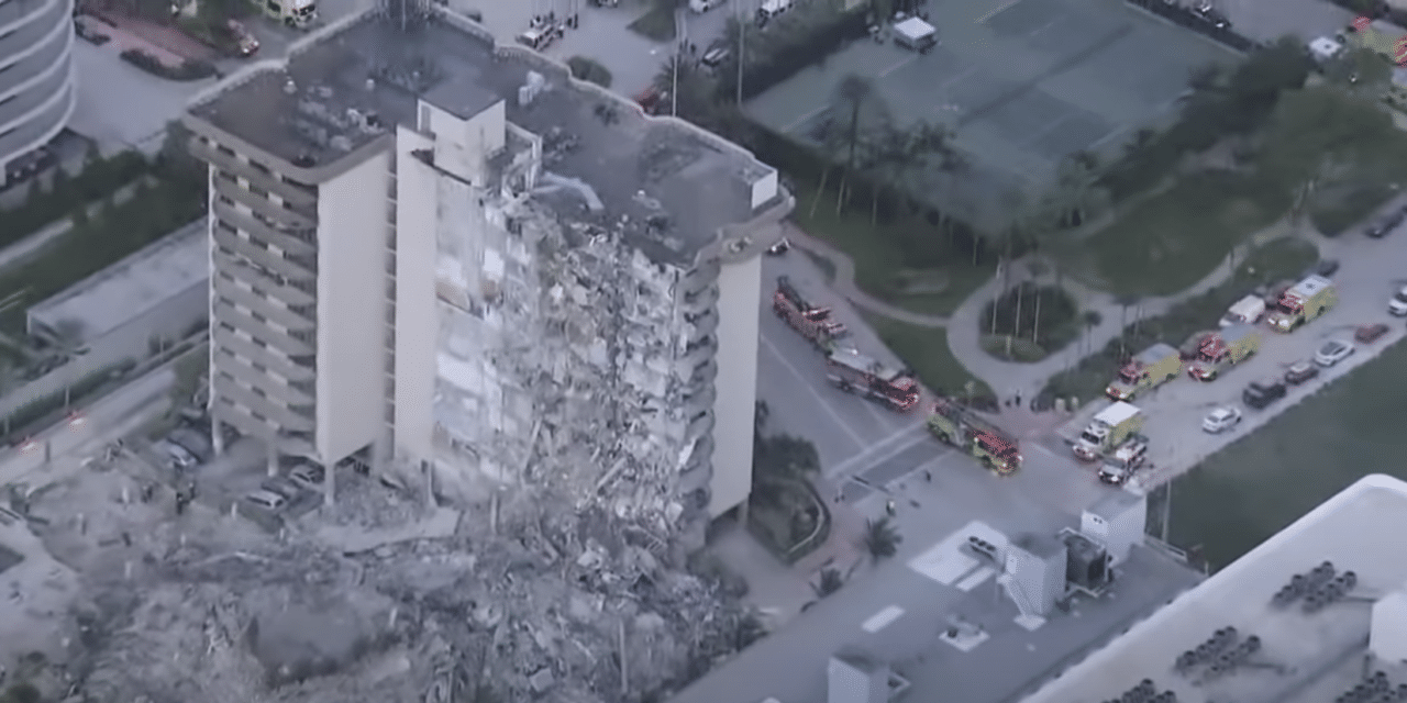 Distraught family says missing loved ones' landline has called at least 20 times from the rubble at Champlain Towers South