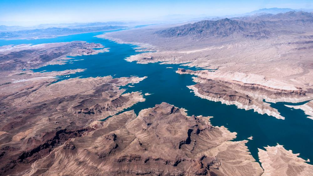 Drought-Stricken Southwest is facing water and energy shortages, Reservoirs plunge to historic lows
