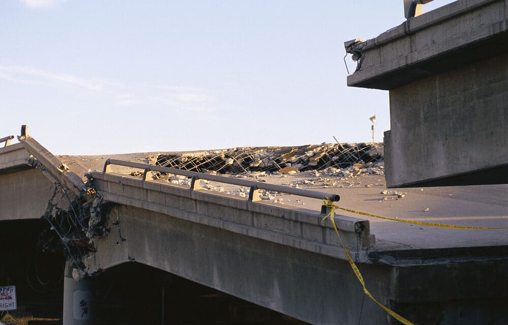 Infrastructure All Over America Is Crumbling At A Frightening Pace