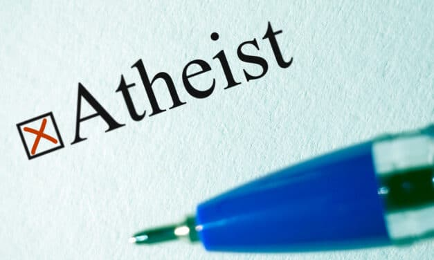 Global study claims atheists are just as happy as those who claim to know God