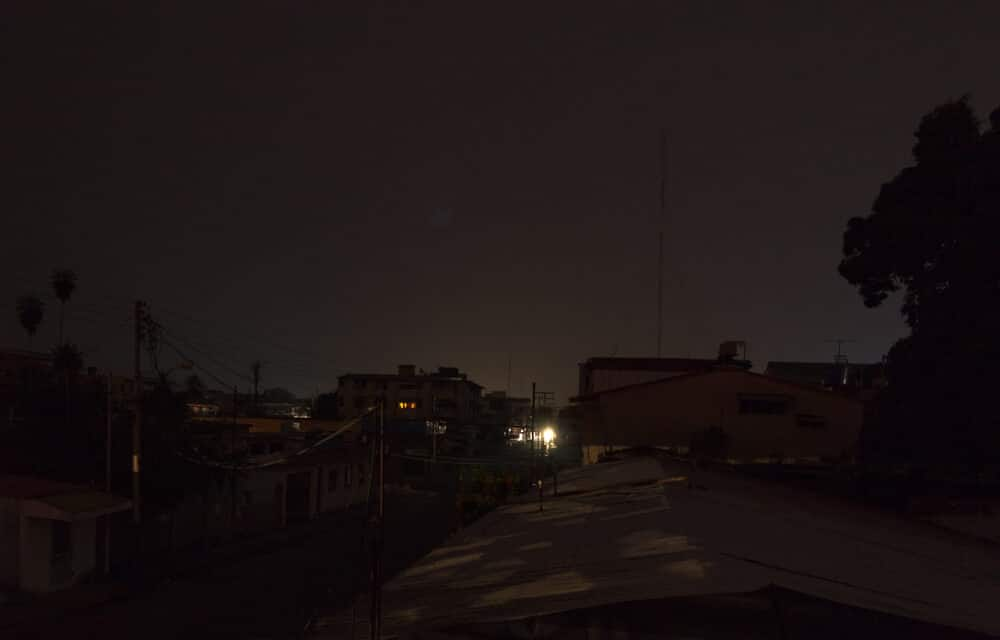 400,000 left without power in Puerto Rico following fire and cyberattack