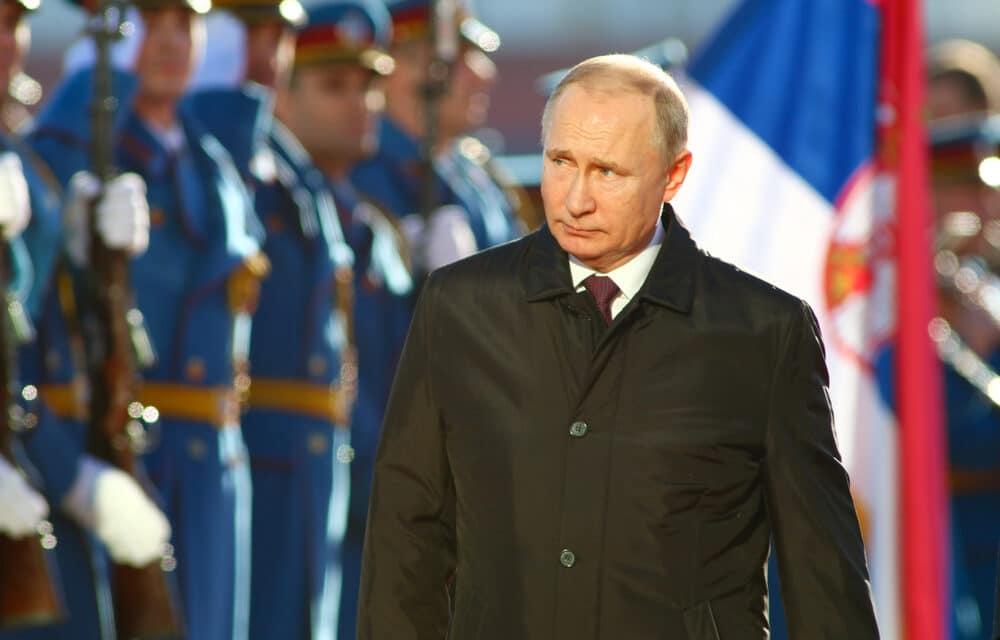 Putin warns America may regret using US dollar as sanctions weapon